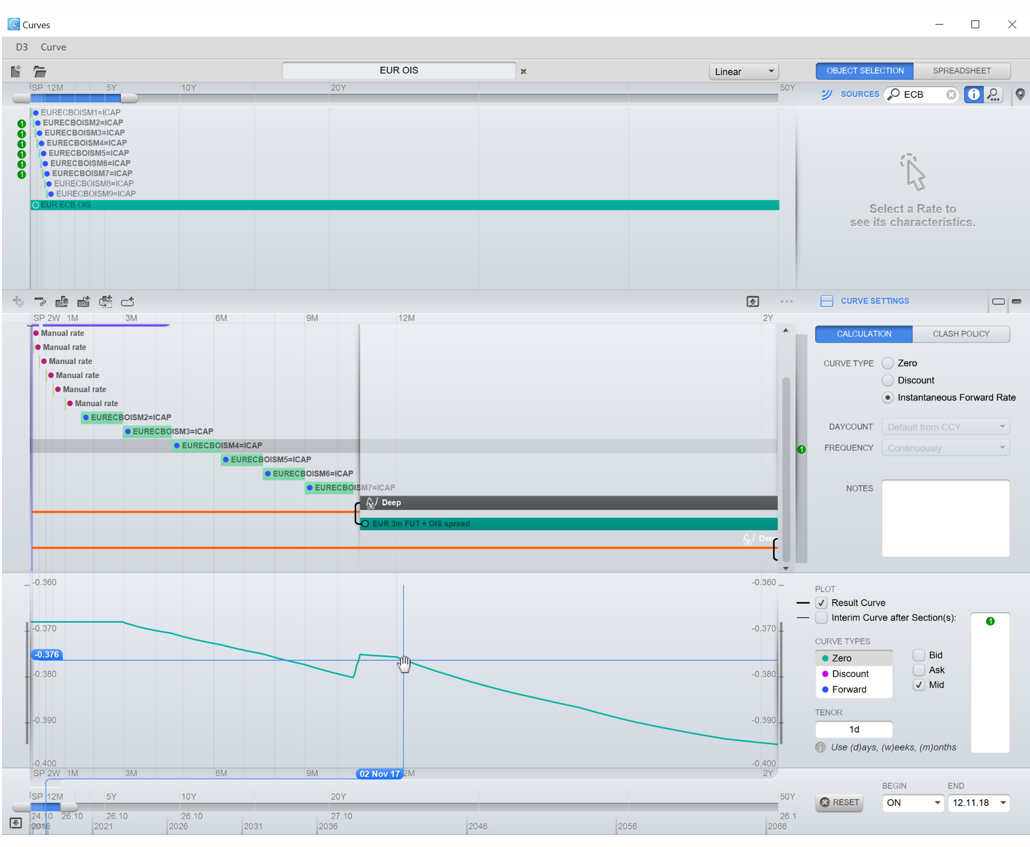 curves Screenshot